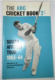 Sale 8460C - Lot 39 - ABC Cricket Book South African Tour 1963–64. Very good.