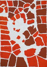 Sale 8609A - Lot 5038 - Lorna Ward Napanangka (c1965 - ) - Marrapinti 99 x 71cm