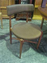 Sale 7943A - Lot 1536A - Set Of Four Retro Paddle Back Chairs