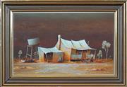 Sale 8420 - Lot 596 - John Pointon (1936 - ) - Western Admirer, 1972 35.5 x 58.5cm