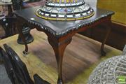 Sale 8418 - Lot 1072 - Square Coffee Table
