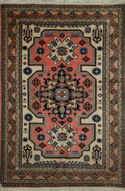Sale 8379A - Lot 89 - A hand knotted Persian Hamadan carpet, 200cm x 135cm
