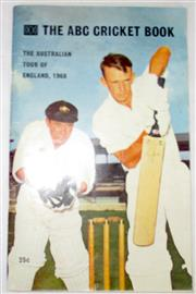 Sale 8460C - Lot 41 - ABC Cricket Book Australian Tour of England 1968. Very good.