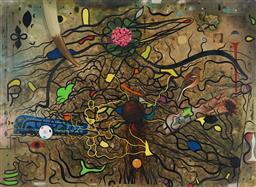 Sale 8892 - Lot 539 - John Earle (1955 - ) - Camellia Tattoo 56.5 x 77 cm