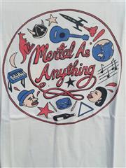 Sale 8926M - Lot 34 - Australian Music Festival T-Shirts incl. Ponde & Various Crew Shirts (10)