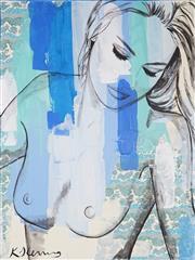 Sale 9009A - Lot 5044 - Kristie Stenning - Petal 121.5 x 91 cm