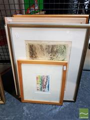 Sale 8478 - Lot 2069 - Collection of Artworks by Dorothy Juknaitis (5)