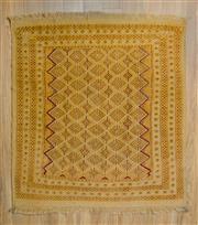 Sale 8566C - Lot 74 - Persian Somak 165cm x 150cm