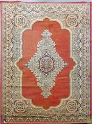 Sale 8637 - Lot 1025 - Persian Machine Made Kerman (290 x 200cm)
