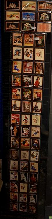 Sale 8640 - Lot 2088 - 54 Cola Collector Cards