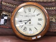 Sale 8868 - Lot 1601 - Australian Cobb & Co Clock