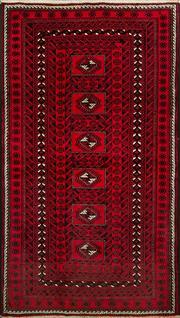 Sale 8353C - Lot 80 - Persian Baluchi 200cm x 115cm