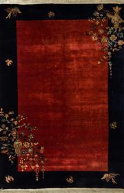 Sale 8406C - Lot 53 - Nepali Modern Rug 117cm x 174cm