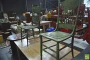Sale 8418 - Lot 1098 - Pair of Painted Chairs