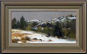 Sale 8433 - Lot 2033 - Douglas Sealy (1937 - ) - Study for Winters Fall, Sofala 30 x 61cm