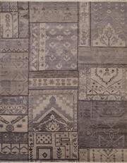 Sale 8447C - Lot 81 - Agra Patchwork Woollen Rug 300cm x 240cm