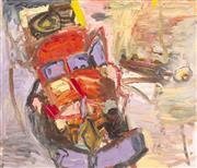 Sale 8609A - Lot 5024 - Craig Waddell (1973 - ) - Breakthrough, 2004 131 x 152cm