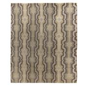 Sale 8820C - Lot 38 - A Nepal Florence Broadhurst Swedish Stripe Design in Tibetan Highland Wool 302x250cm