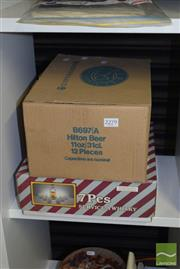 Sale 8509 - Lot 2279 - Box of Twelve Wine Glasses