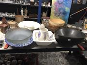Sale 8819 - Lot 2502 - Collection of Sundries incl Bowls, Platters etc