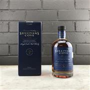 Sale 9062W - Lot 655 - Sullivans Cove French Oak Single Cask Single Malt Tasmanian Whisky - barrel no. TD0117, bottle no. 410/495, barrel date 07/07/2006...