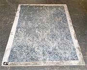 Sale 9071 - Lot 1080 - Woollen and Cashmere Floor Rug (200 x 140cm)