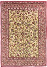 Sale 8626A - Lot 160 - A Cadrys Iranian Kashan Handspun Wool Carpet, Size; 390x272cm, RRP; $9500