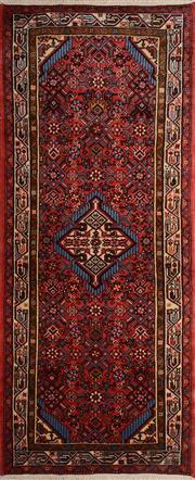 Sale 8390C - Lot 54 - Persian Husinabad 196cm x 81cm