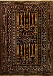 Sale 8406C - Lot 55 - Persian Baluchi 140cm x 110cm