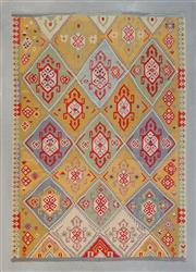 Sale 8472C - Lot 95 - Persian Kilim 296cm x 213cm