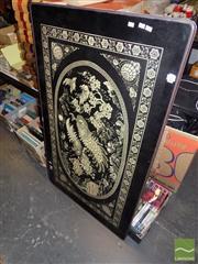 Sale 8474 - Lot 2079 - Oriental Folding Table