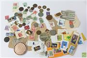 Sale 8540 - Lot 73 - Commemorative Coins And Stamps