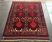 Sale 8851 - Lot 1091 - Persian Sumac (195 x 130cm)