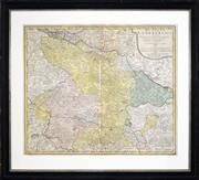 Sale 8347A - Lot 74 - Johann Baptist Homann (1664 - 1724) - Ducatus Luneburgice, 1735 48.5 x 57.5cm