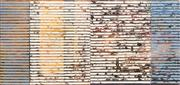 Sale 8821A - Lot 5068 - Ben Hall - Contour 1 & 2 (diptych), 2005 85 x 181cm (overall), 85 x 89.5cm (each panel)