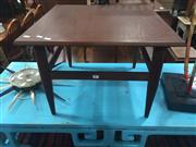 Sale 8822 - Lot 1730 - Teak Summertone Side Table