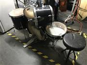 Sale 8953 - Lot 2092 - Boston Childs Drum Kit