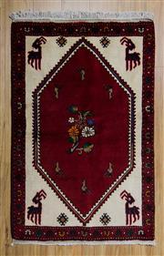 Sale 8566C - Lot 77 - Persian Hamadan 127cm x 85cm