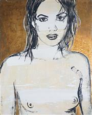 Sale 9009A - Lot 5035 - David Bromley (1960 - ) - Belinda 150 x 120 cm