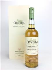 Sale 8411 - Lot 686 - 1x Clynelish Distillery Second Edition 2015 Release Single Malt Scotch Whisky - bottle no. 119/2946, 56.1% ABV, in presentation box