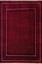 Sale 8447C - Lot 85 - Afghan Bukhara 300cm x 200cm