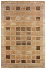 Sale 8626A - Lot 164 - A Cadrys Bohemian Style Lori Natural Handspun Wool Carpet, Size; 293x196cm, RRP; $8500