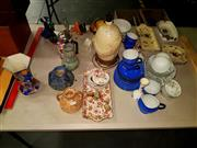 Sale 8668 - Lot 2081 - Collection of Ceramics incl Cup Sets, Vases, Jugs, etc