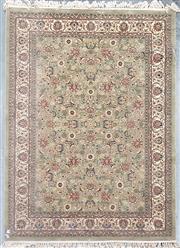 Sale 8863 - Lot 1033 - Turkish Kashan (230 x 160cm)