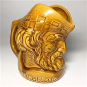 Sale 8878T - Lot 93 - Elischer Face Jug The McCallum for McCallums Whisky Height - 16cm
