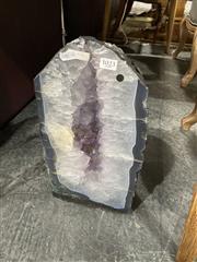 Sale 8896 - Lot 1023 - Large Amethyst/Quartz/Calcite Cave (17kgs)