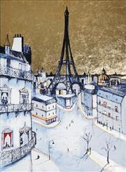 Sale 9009A - Lot 5034 - Mark Hanham (1978 - ) - Bonjour 169 x 118.5 cm