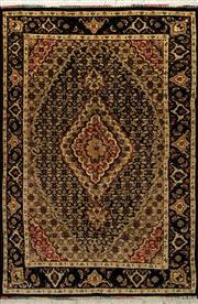 Sale 8418C - Lot 33 - Afghan Tabriz 150cm x 100cm