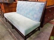 Sale 8542 - Lot 1064 - Fabric Upholstered Two Seater Sofa