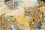 Sale 8624 - Lot 582 - Tim Johnson (1947 - ) - Mediator (White Buddha), 1996 31 x 46cm